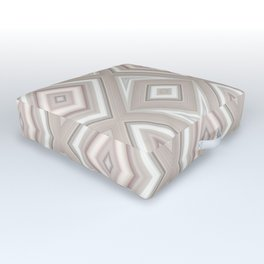 Diamonds are forever Outdoor Floor Cushion