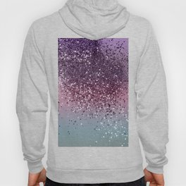 Unicorn Girls Glitter #6 #shiny #pastel #decor #art #society6 Hoody