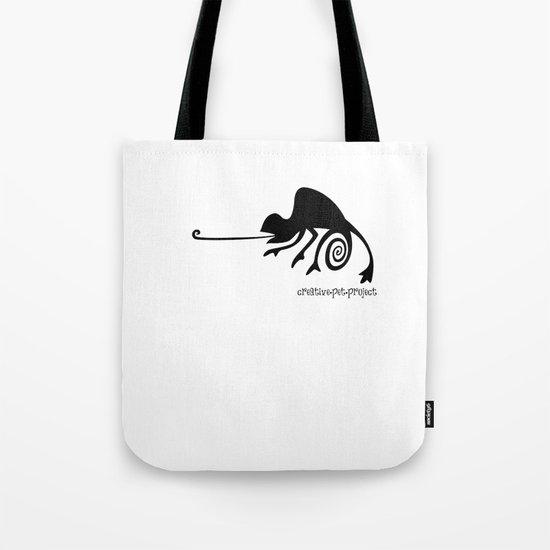 Chameleon 2 Tote Bag