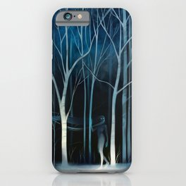 sleeted iPhone Case