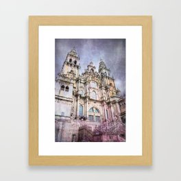 Santiago Framed Art Print