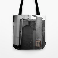 gumball Tote Bags featuring Gumball Machine by Fine2art