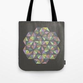 GEOMETRIC MEDALLION Tote Bag