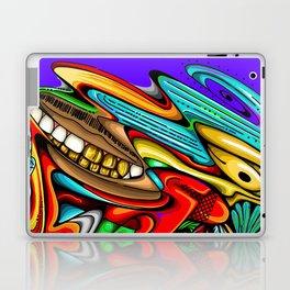 Smile of the phoenix Laptop & iPad Skin