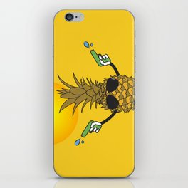 Sun's Out Guns Out iPhone Skin