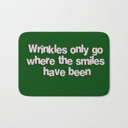 Wrinkles Bath Mat