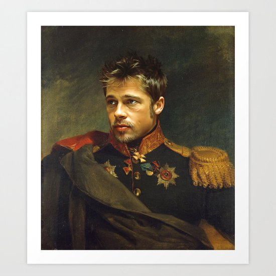 Brad Pitt - replaceface by replaceface