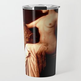 Dorothy Knapp Vintage Sophistication Travel Mug