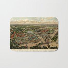 St. Louis Worlds Fair 1904 Bath Mat