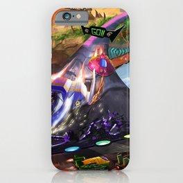 F Zero X iPhone Case
