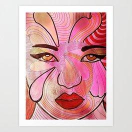 ALE 21 Art Print