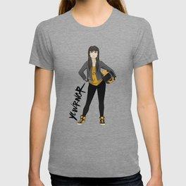 YLWRNGR Blog Mascot T-shirt