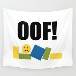 Roblox Oof Wall Tapestry