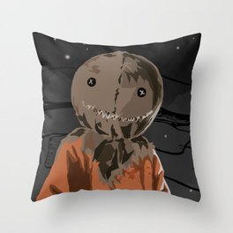 Always Check Your Candy...  Throw Pillow