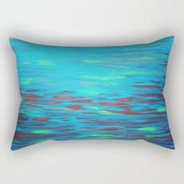 Fire and Water Rectangular Pillow