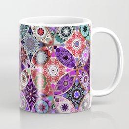 Moroccan bazaar   purple Coffee Mug