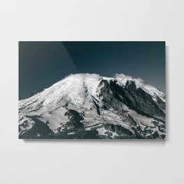 Mount Rainier V Metal Print