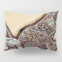 Gecko Pillow Sham