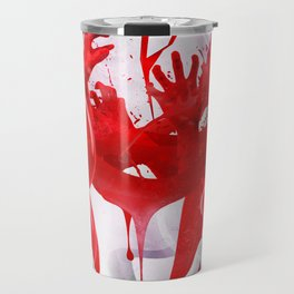 Hands of fate Travel Mug