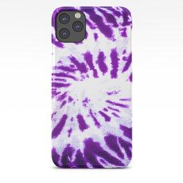 Tie Dye 032 iPhone Case