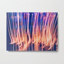 Falling 1 Metal Print