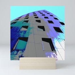 Gehry-Tower Mini Art Print