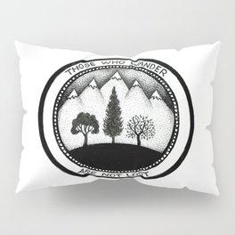 Wanderling Woods Pillow Sham