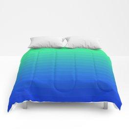 Mermaid Gradient Comforters