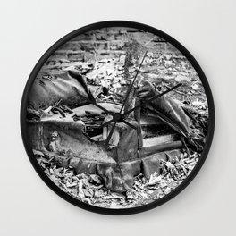 Urban Decay Wall Clock