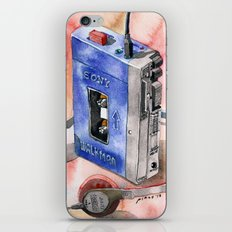 Vintage gadget series: Sony Walkman TPS-L2 iPhone & iPod Skin