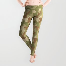 Forest Camo pattern 3 Leggings