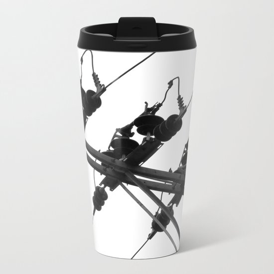 INDUSTRY Metal Travel Mug