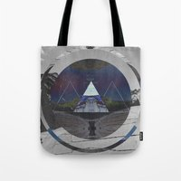 yosemite Tote Bags featuring Yosemite by Stakers