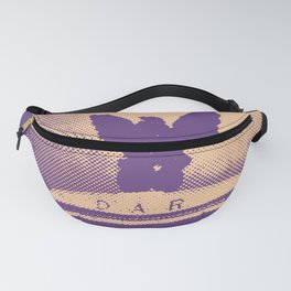 Daughters of the American Revolution modern photography print - Colonial Park Cemetery Fanny Pack