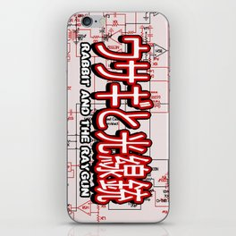 FullMetal Rabbit iPhone Skin