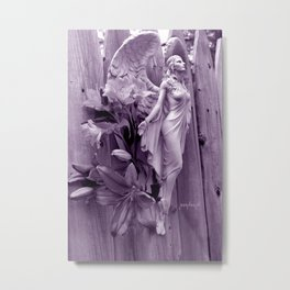 jjhelene - Garden Angel Metal Print