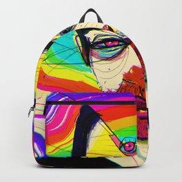 Night Sketch 1 Backpack