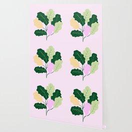 fiddle leaf fig Wallpaper