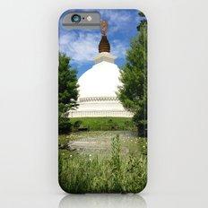 Peace Pagoda Slim Case iPhone 6s