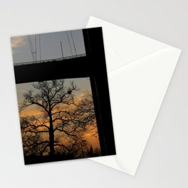 Istanbul Bridge Stationery Cards