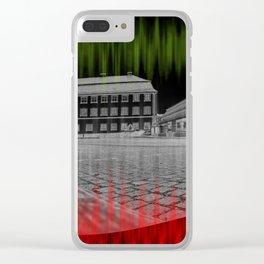 Castle Grosslaupheim Clear iPhone Case