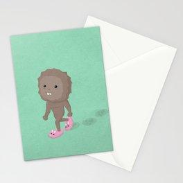 Accidental Legends: Bigfoot Stationery Cards