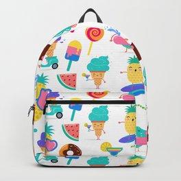 Tutti Fruitti Summer Fun Backpack