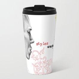 styles Travel Mug