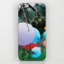 balloon tree iPhone Skin