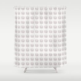 Together Forever Shower Curtain