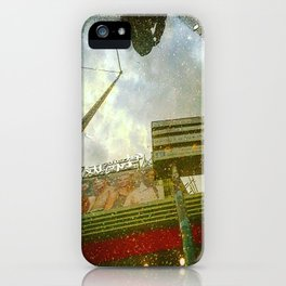 Dreadlox Holmes The Investigative Photographer iPhone Case