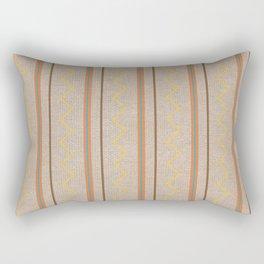 Summer Hippie Vybes Rectangular Pillow