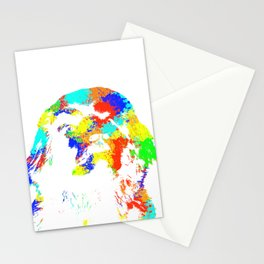 Newfie Newfoundland Dog Lover Gift Stationery Cards
