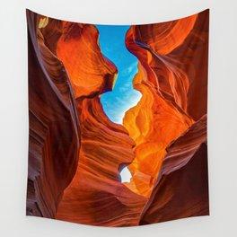 SAND & SKY ANTELOPE CANYON ARIZONA SOUTHWEST LANDSCAPE Wall Tapestry